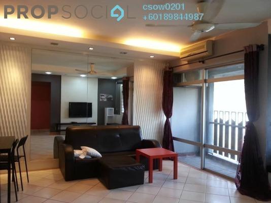 Condominium For Rent in Perdana Exclusive, Damansara Perdana Freehold Fully Furnished 2R/2B 1.6k