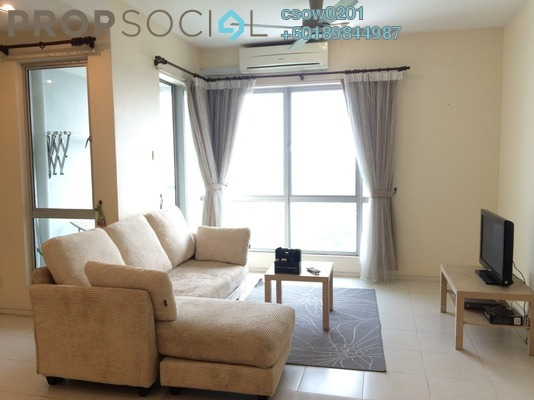 Condominium For Rent in Casa Indah 2, Tropicana Freehold Fully Furnished 2R/2B 2.2k