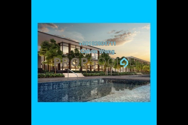 Serviced Residence For Sale in Section 13, Petaling Jaya Leasehold Semi Furnished 3R/2B 717k