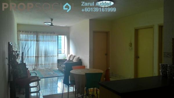Apartment For Sale in Flora Damansara, Damansara Perdana Freehold Unfurnished 3R/2B 220k
