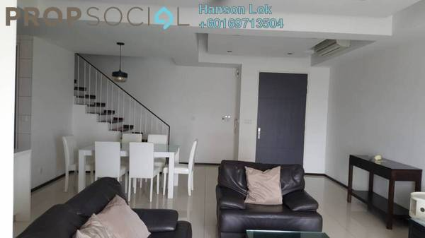 Condominium For Sale in The Breezeway, Desa ParkCity Freehold Semi Furnished 2R/2B 1.4m