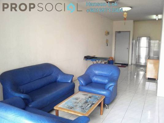 Apartment For Rent in Vista Magna, Kepong Freehold Semi Furnished 3R/2B 1.3k
