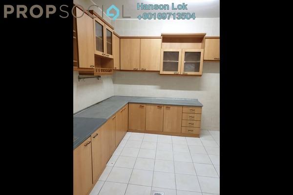 Terrace For Sale in BRP 1, Bukit Rahman Putra Freehold Semi Furnished 4R/3B 599k