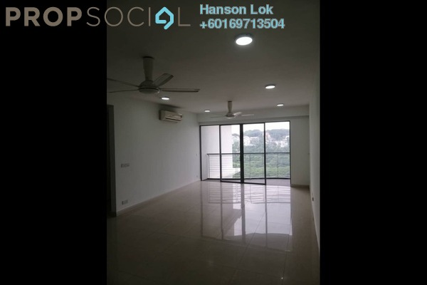 Condominium For Rent in The Westside Two, Desa ParkCity Freehold Semi Furnished 3R/2B 3.1k