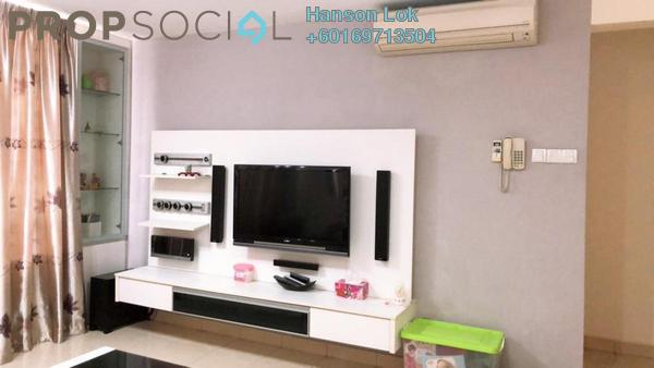 Condominium For Sale in Casa Prima, Kepong Freehold Fully Furnished 3R/2B 495k