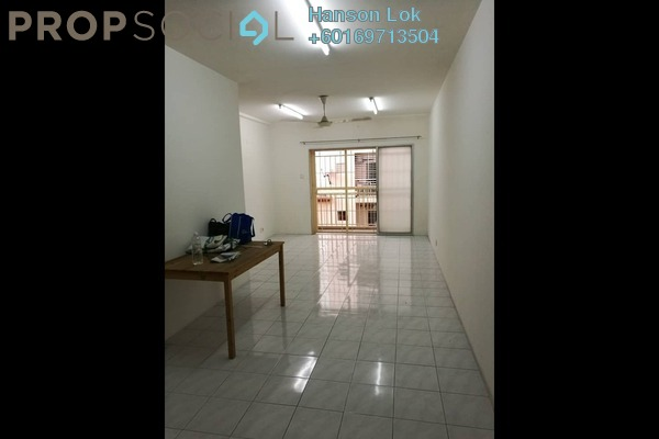 Apartment For Sale in Vista Magna, Kepong Freehold Semi Furnished 3R/2B 310k