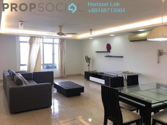 Condominium For Sale in Casa Prima, Kepong Freehold Semi Furnished 4R/2B 489k