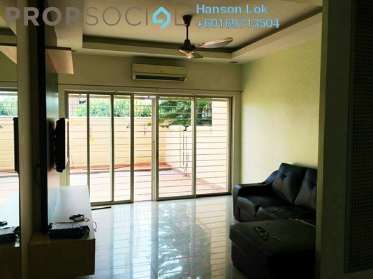 Townhouse For Sale in Villa Mas 2, Jalan Ipoh Freehold Semi Furnished 3R/3B 730k