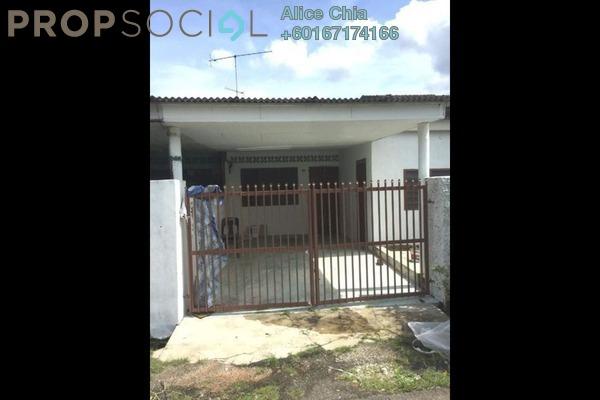 Terrace For Sale in Taman Kulai, Kulai Freehold Unfurnished 3R/2B 290k