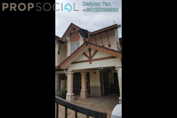 Terrace For Rent in BP11, Bandar Bukit Puchong Freehold Semi Furnished 4R/3B 1.6k