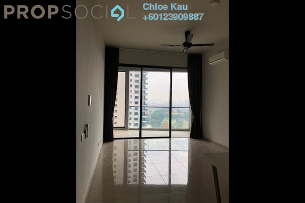 Condominium For Rent in Twin Arkz, Bukit Jalil Freehold Semi Furnished 2R/2B 2.4k