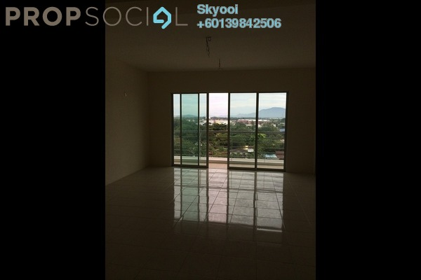 Condominium For Sale in Dahlia Park, Butterworth Freehold Unfurnished 4R/2B 410k