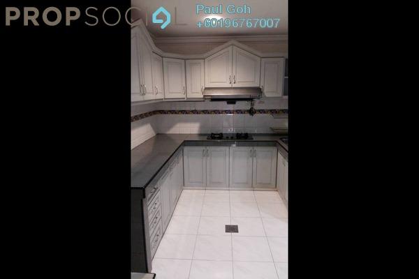 Condominium For Sale in Evergreen Park, Bandar Sungai Long Freehold Semi Furnished 3R/1B 440k