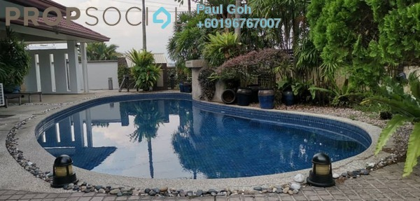 Bungalow For Rent in Bukit Pantai, Bangsar Freehold Fully Furnished 5R/5B 12k