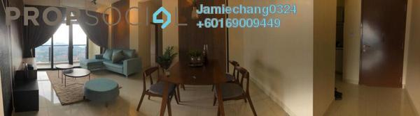 Condominium For Rent in J.dupion, Cheras Freehold Semi Furnished 3R/2B 2.5k