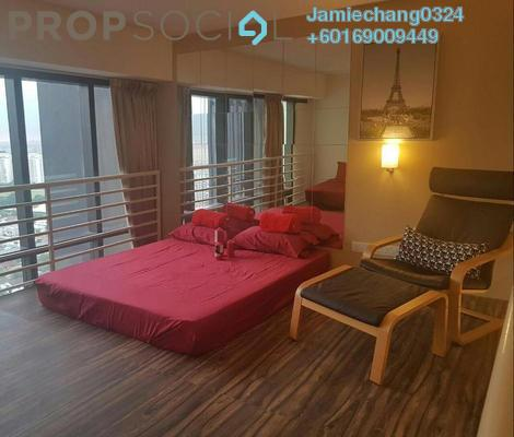 Condominium For Rent in M City, Ampang Hilir Freehold Fully Furnished 1R/1B 2.45k