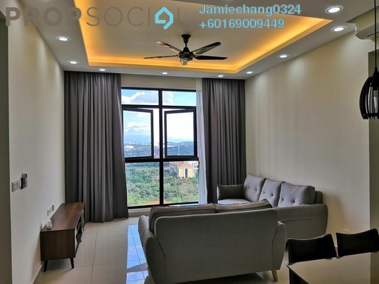 Condominium For Rent in Conezión, IOI Resort City Freehold Fully Furnished 3R/2B 2.2k