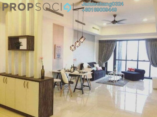Condominium For Sale in M City, Ampang Hilir Freehold Fully Furnished 1R/1B 620k