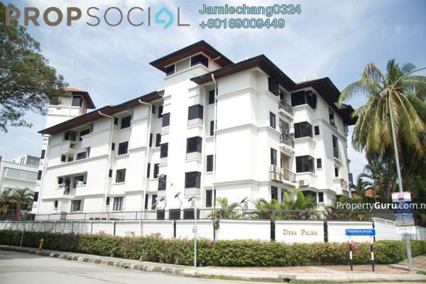 Condominium For Sale in Desa Palma, Ampang Hilir Freehold Semi Furnished 4R/3B 1.5m