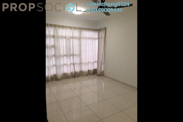Condominium For Sale in MH Platinum Residency, Setapak Freehold Unfurnished 3R/2B 500k