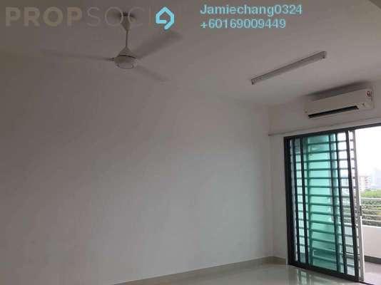 Condominium For Sale in Bayu @ Pandan Jaya, Pandan Indah Freehold Semi Furnished 3R/2B 500k