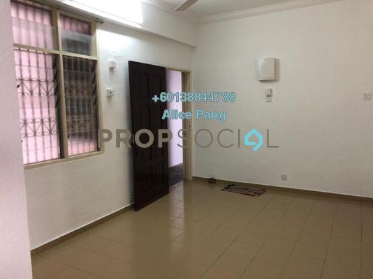 Condominium For Rent in Mewah Court, Green Lane Freehold Unfurnished 3R/1B 950translationmissing:en.pricing.unit