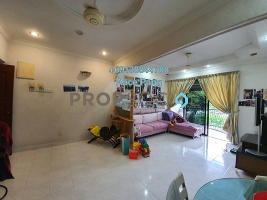 Condominium For Sale in Treasure Ville, Farlim Leasehold Unfurnished 3R/2B 358k