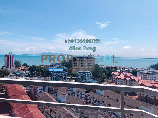 Condominium For Sale in Indah Bay, Tanjung Tokong Freehold Semi Furnished 2R/2B 350k