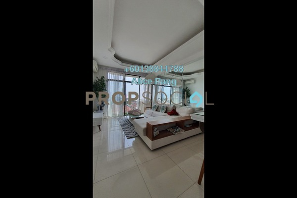 Condominium For Sale in Indah Bay, Tanjung Tokong Freehold Fully Furnished 3R/2B 480k