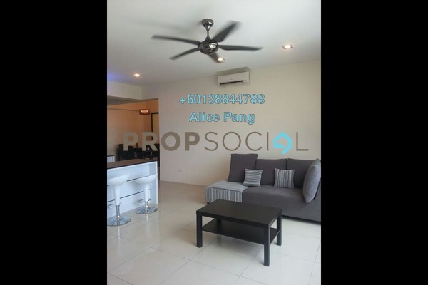 Condominium For Rent in Birch The Regency, Georgetown Freehold Fully Furnished 2R/2B 1.6k
