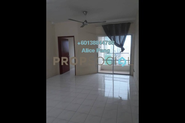 Condominium For Sale in Symphony Park, Jelutong Freehold Unfurnished 3R/2B 395k