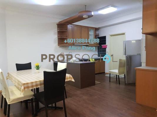 Condominium For Rent in Mutiara Villa, Tanjung Tokong Freehold Fully Furnished 3R/2B 2.3k