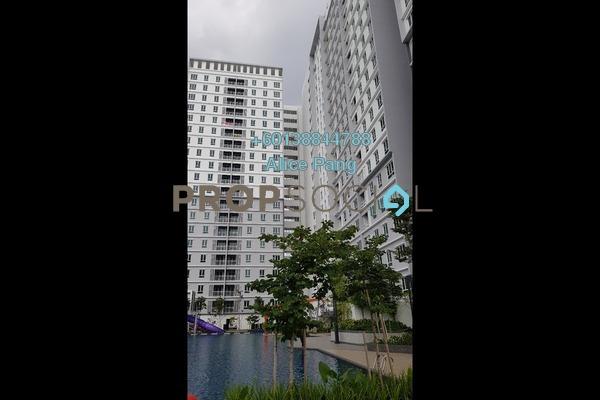 Condominium For Sale in Solaria Residences, Sungai Ara Freehold Unfurnished 3R/2B 560k