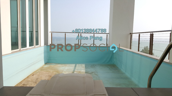 Condominium For Sale in Harmony Residence, Tanjung Bungah Freehold Unfurnished 3R/4B 3m