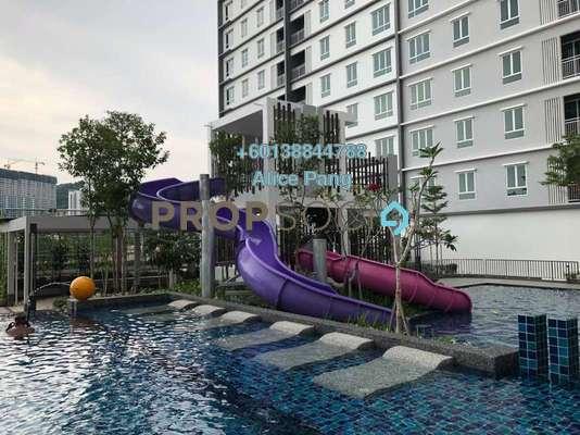 Condominium For Rent in Solaria Residences, Sungai Ara Freehold Unfurnished 3R/2B 590k