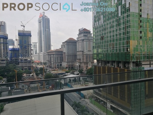 Condominium For Rent in Mirage Residence, KLCC Freehold Fully Furnished 1R/1B 3.5k
