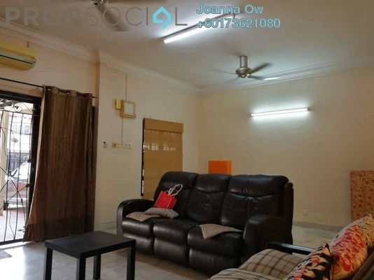 Terrace For Rent in SS2, Petaling Jaya Freehold Semi Furnished 4R/3B 2.5k