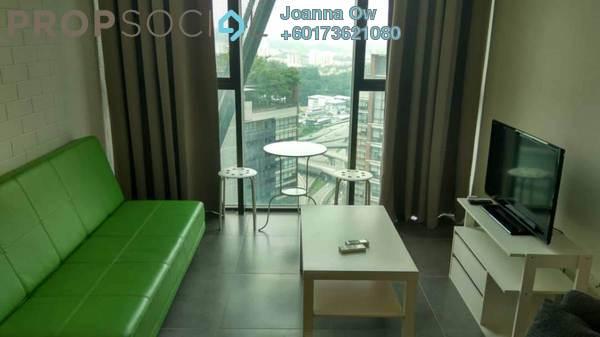 Condominium For Rent in Empire Damansara, Damansara Perdana Freehold Fully Furnished 1R/1B 1.7k