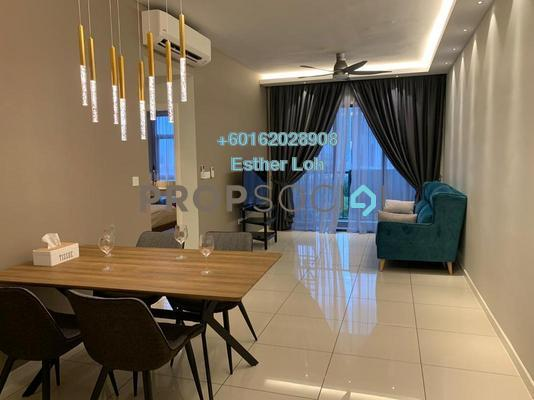 Condominium For Sale in Casa Green, Bukit Jalil Freehold Fully Furnished 3R/2B 580k