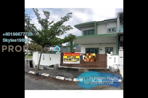 Townhouse For Sale in SD6 @ Gunung Rapat, Ipoh Freehold Unfurnished 4R/3B 558k