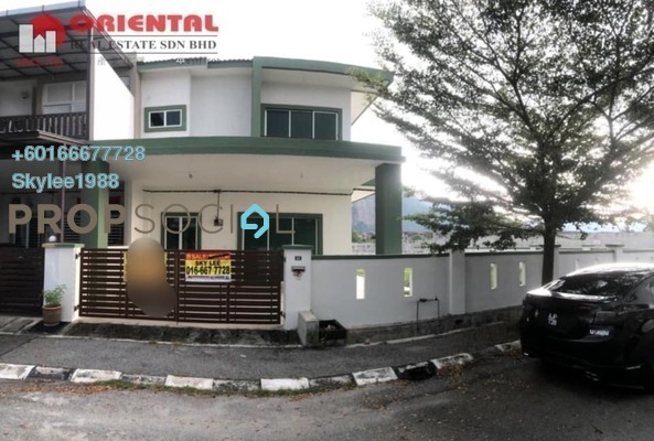 Townhouse For Sale in SD6 @ Gunung Rapat, Ipoh Freehold Unfurnished 4R/3B 518k