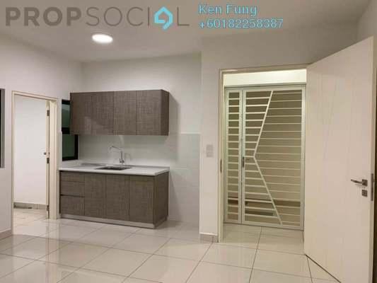 Condominium For Rent in Trinity Aquata, Sungai Besi Freehold Semi Furnished 3R/2B 1.6k