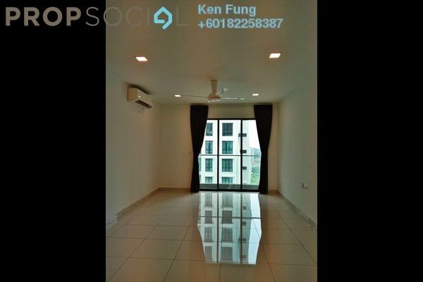 Condominium For Rent in Trinity Aquata, Sungai Besi Freehold Semi Furnished 3R/2B 1.8k