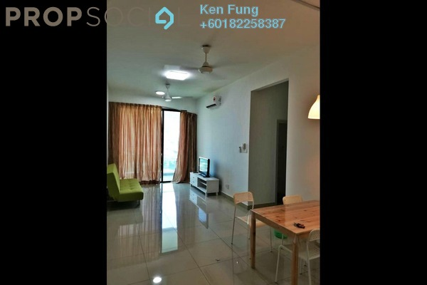 Condominium For Rent in The Vyne, Sungai Besi Freehold Semi Furnished 2R/2B 1.5k