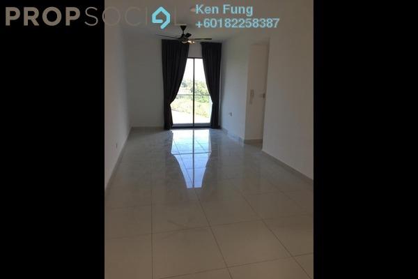 Condominium For Rent in Trinity Aquata, Sungai Besi Freehold Semi Furnished 3R/2B 1.5k