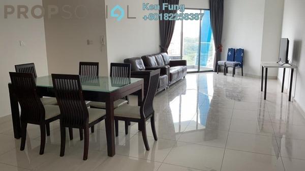 Condominium For Rent in Trinity Aquata, Sungai Besi Freehold Semi Furnished 3R/2B 1.75k