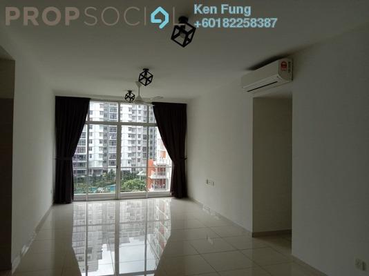 Condominium For Rent in Midfields 2, Sungai Besi Freehold Semi Furnished 3R/2B 1.6k