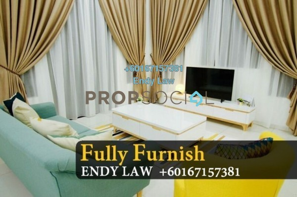 Serviced Residence For Sale in Eco Botanic, Skudai Freehold Fully Furnished 5R/5B 990k