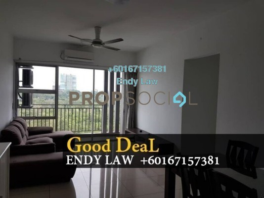 Apartment For Sale in D'Rich Executive Suites, Iskandar Puteri (Nusajaya) Freehold Fully Furnished 3R/2B 420k