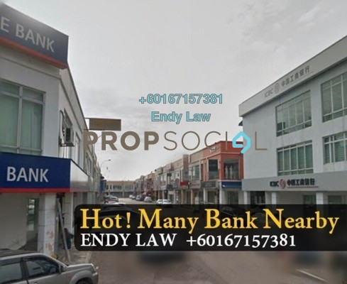 Shop For Sale in Taman Nusa Bestari 1, Iskandar Puteri (Nusajaya) Freehold Unfurnished 0R/2B 1.5m